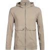 Icebreaker Men's Briar Hooded Jacket - XL - British Tan