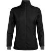 Icebreaker Women's Rush Windbreaker Jacket - Small - Black