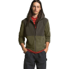 The North Face Men's Mountain Sweatshirt 3.0 Hoodie - Medium - Burnt Olive Green / New Taupe Green