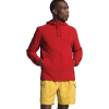The North Face Men's Mountain Sweatshirt 3.0 Hoodie - Large - Pompeian Red