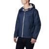 Columbia Men's EvaPOURation Jacket - 4X - Blue