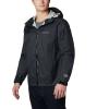 Columbia Men's EvaPOURation Jacket - 3XT - Black