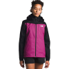 The North Face Women's Resolve Plus Jacket - Large - Wild Aster Purple/TNF Black