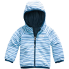 The North Face Infant Reversible Breezeway Wind Jacket - 6M - Blue Wing Teal