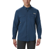 Columbia Men's Blood And Guts III LS Woven Shirt - Small - Carbon