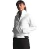 The North Face Women's Shelbe Raschel Pullover - Medium - TNF White / TNF White