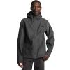 The North Face Men's Venture 2 Jacket - XXL - TNF Dark Grey Heather/TNF Dark Grey Hthr/TNF Black