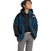 The North Face Youth Bowery Explorer Jacket - Large - Blue Wing Teal