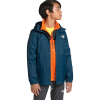 The North Face Boys' Resolve Reflective Jacket - XS - Blue Wing Teal