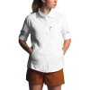 The North Face Women's Outdoor Trail LS Shirt - Small - TNF White