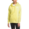 The North Face Women's Half Dome Full Zip Hoodie - Large - Stinger Yellow