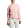 The North Face Women's Parks Slightly Cropped Crew - Large - Impatiens Pink