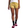 The North Face Women's Class V Mini 2.5 Inch Short - Medium - Bamboo Yellow Floral Block Print