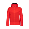 Mammut Men's Rime Light Insulation Flex Hooded Jacket - Large - Spicy