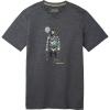 Smartwool Men's Merino Sport 150 Game Of Ghosts Tee - XL - Medium Grey Heather