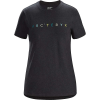 Arcteryx Women's Chromatic SS T-Shirt - XS - Black Heather