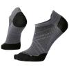 Smartwool PhD Run Ultra Light Micro Sock - XL - Graphite / Black
