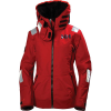 Helly Hansen Women's Aegir Race Jacket - Medium - Alert Red
