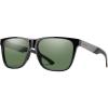 Smith Lowdown Steel XL ChromaPop Polarized Sunglasses - One Size - Black/ChromaPop Polarized Gray Green