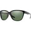 Smith Monterey ChromaPop Polarized Sunglasses - One Size - Black/ChromaPop Polarized Gray Green