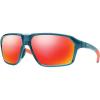 Smith Pathway ChromaPop Polarized Sunglasses - One Size - Crystal Mediterranean/ChromaPop Red Mirror