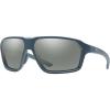Smith Pathway ChromaPop Polarized Sunglasses - One Size - Matte Iron/ChromaPop Platinum Mirror