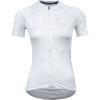 Pearl Izumi Women's Interval Jersey - Large - White/Fog Hex