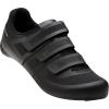Pearl Izumi Men's Quest Road Shoe - 44 - Black/Black