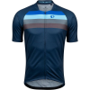 Pearl Izumi Men's Canyon Graphic Jersey - Medium - Navy/Lapis Aspect
