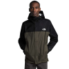 The North Face Men's Venture 2 Jacket - XXL - TNF Black / New Taupe Green