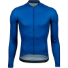 Pearl Izumi Men's Attack Longsleeve Jersey - Medium - Lapis/Navy Triad