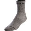 Pearl Izumi Men's Merino Wool Sock - Large - Smoked Pearl Core
