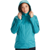 Marmot Women's PreCip Eco Jacket - Large - Enamel Blue