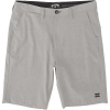 Billabong Men's Crossfire Short - 32 - Grey