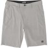 Billabong Men's Crossfire Short - 33 - Grey