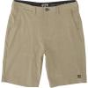 Billabong Men's Crossfire Short - 34 - Khaki