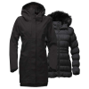 The North Face Women's Cryos GTX Triclimate Jacket - Medium - TNF Black