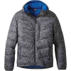 Outdoor Research Men's Transcendent Down Hoody - Small - Storm Print