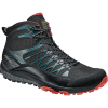 Asolo Men's Grid Mid GV Boot - 11 - Black/Red