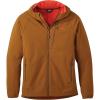 Outdoor Research Men's Ferrosi Grid Hooded Jacket - Medium - Saddle