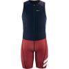 Louis Garneau Men's Vent Tri Suit - XL - Red Sand