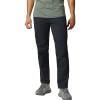 Mountain Hardwear Men's Cederberg Pant - 34x30 - Dark Storm