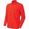 Mammut Men's Lenni LS Shirt - XL - Spicy