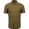 Pearl Izumi Men's Rove Shirt - Medium - Dark Olive Forks