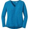 Outdoor Research Women's Westport LS Top - Large - Celestial Blue Heather