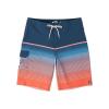 Billabong Men's All Day Stripe Pro Boardshort - 33 - Neon Melon
