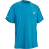NRS Men's H2Core Silkweight SS Shirt - Small - Fjord