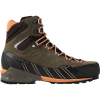 Mammut Women's Kento Guide High GTX Boot - 8 - Iguana/Baked