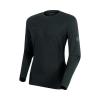 Mammut Men's Sertig LS T-Shirt - Small - Black