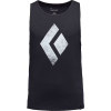 Black Diamond Men's Chalked Up Tank - Medium - Black